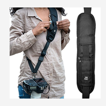 HiGuy Camera Strap - Wellness Travel Journal Review